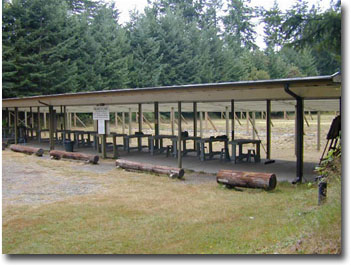 Small Bore Rifle Range